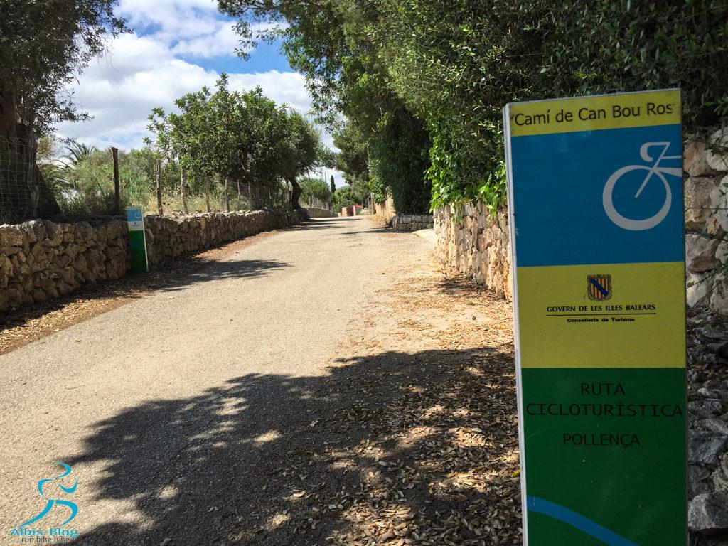 Ruta Cicloturistika auf Mallorca